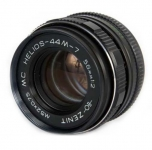 Объектив МС Гелиос 44М-7 58мм F2 для Sony Alpha (A-mount) с чипом